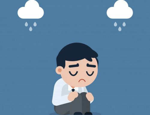 اضطراب و بدبینی