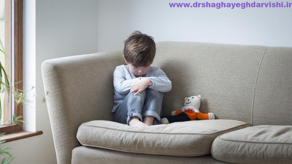 دلیل احساس گناه در کودک