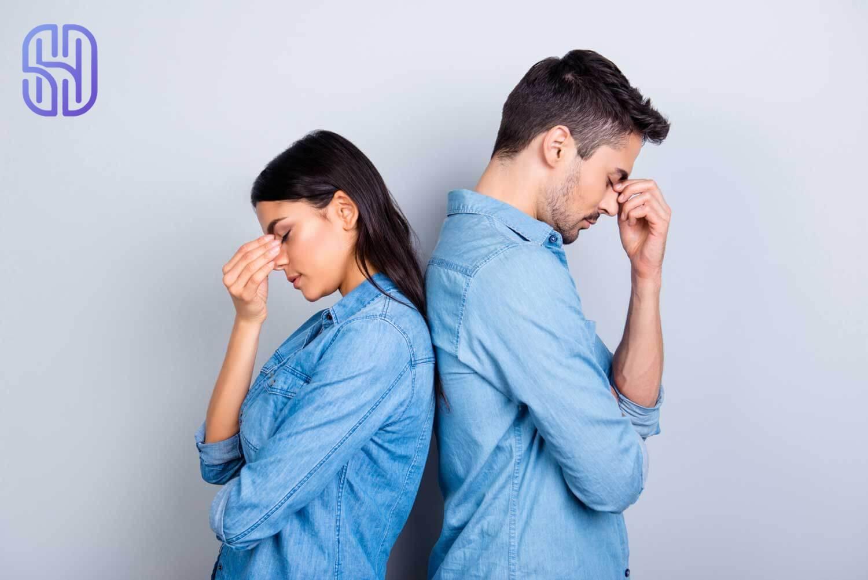 مراجعه به زوج درمانگر وقتی علاقه بینتان کم شده